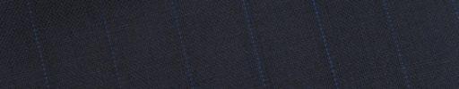 【Bs_0s077】ネイビー+1.4cm巾ブルー・織りストライプ