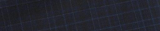 【Bs_0s098】ネイビー+2.5×2.3cm白ドット・黒ミックスチェック