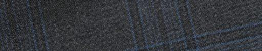 【Bs_0s101】ミディアムグレー+6×5cmグレー・ライトブルーファンシーチェック