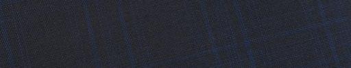 【Sb_0s36】ネイビー+4×3cmブルー・織りチェック