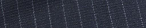 【Sy_9s30】ブルーグレー+1.1cm巾ストライプ