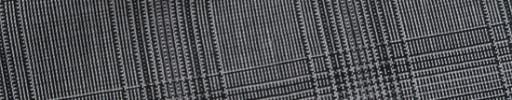 【Sy_9s33】グレー4.5×4cmグレンチェック