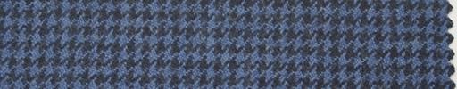 【Hs_pe20】ブルー・ハウンドトゥース