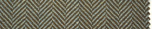 【Hs_pe41】グリーンミックス1.8cm巾ヘリンボーン