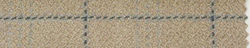 【Hs_pe44】ベージュ柄+6×5.5cmグレイプレイド