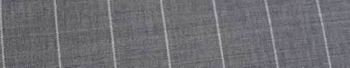 【Ca_01s828】ライトグレー+1.9cm巾ストライプ