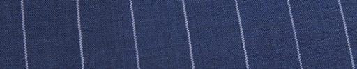 【Ca_01s829】ロイヤルブルー+1.9cm巾ストライプ