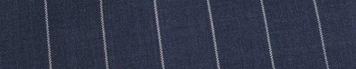 【Ca_01s830】インディゴブルー+1.9cm巾ストライプ