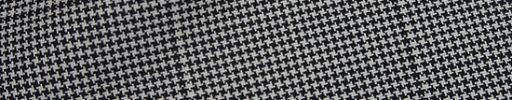 【Ca_02s028】白黒・ハウンドトゥース+7×5cmウィンドウペーン