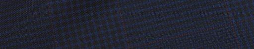 【Ca_02s030】ネイビー・黒ファンシーチェック+9×8cm赤プレイド