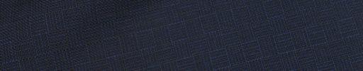 【Ca_02s031】ネイビー+6×5ミリ織りチェック