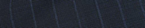 【Ca_02s034】ブルーピンチェック+1.8cm巾ストライプ