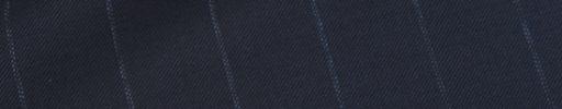 【Ca_02s078】ネイビー+2cm巾白ストライプ