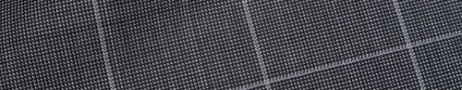 【Ca_02s081】白黒ピンチェック+5×3.8cmウィンドウペーン