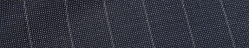 【Ca_02s083】ネイビー白ピンチェック+1.9cm巾ストライプ