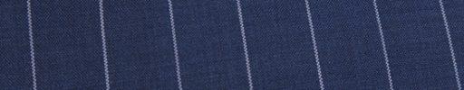 【Ca_11s008】ロイヤルブルー+1.9cm巾ストライプ