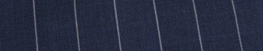 【Ca_11s009】インディゴブルー+1.9cm巾ストライプ