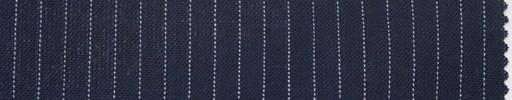 【Du_s4005】紺地+4ミリ巾ストライプ