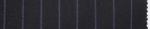 【Du_s4006】ダークネイビー地+1.1cm巾パープルストライプ