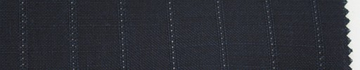 【Du_s4009】濃紺地+1.3cm巾織り・ドットストライプ