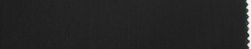 【Du_s4019】黒地+4ミリ巾織りストライプ