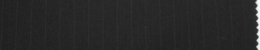 【Du_s4027】黒地+6ミリ巾織り交互ストライプ