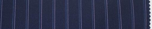 【Du_s4029】紺地+1cm巾ピンク・水色ストライプ