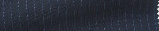 【Ib_5s219】濃紺地+4ミリ巾ブルーストライプ