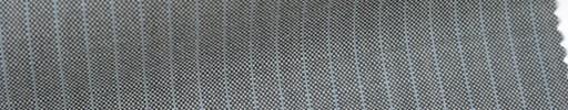 【Ib_5s220】ライトグレー地+4ミリ巾水色ストライプ