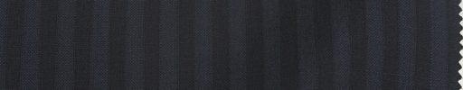 【An_s01】ダークネイビー5ミリ巾シャドウストライプ