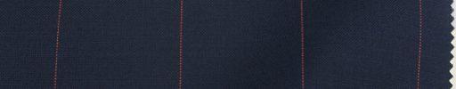 【An_s03】ネイビー+4.5×3.5cmピンク×赤プレイド