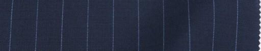 【Anj_9s03】ネイビー+1.2cm巾ストライプ