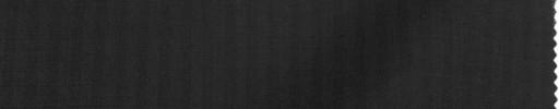 【Anj_9s05】ブラック+3ミリ巾織りストライプ