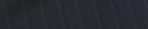 【Sb_0s07】ネイビー+1.2cm巾ドット・織りストライプ