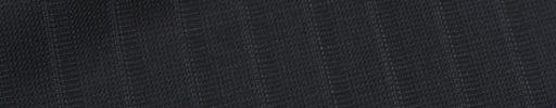 【Sb_0s08】ダークグレー+1.2cm巾ドット・織りストライプ