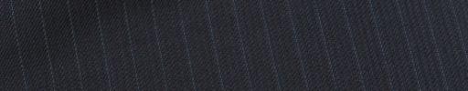 【Sb_0s14】ダークネイビー柄+6ミリ巾ブルーストライプ