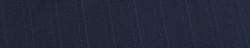 【Ire_0s37】ネイビー・ピンチェック+1.3cm巾エンジ・織りストライプ