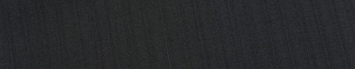 【Ire_0s44】ブラック+6ミリ巾織りストライプ