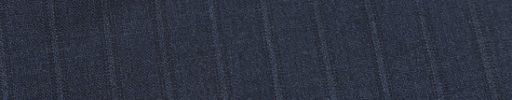 【Ire_0s55】ブルーグレー+1.4cm巾ライトブルーストライプ