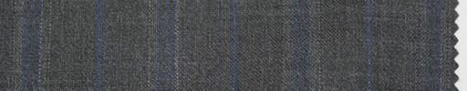 【Re_5s008】ミディアムグレー地+2.8cm巾パープル交互ストライプ