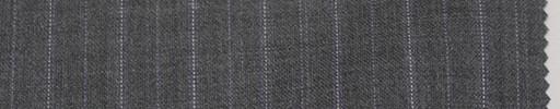 【Re_6s025】ミディアムグレー柄+1.3cm巾ライトパープル交互ストライプ