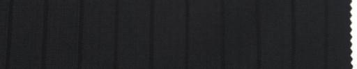 【Re_ss03】ブラック+1.2cm巾織りストライプ