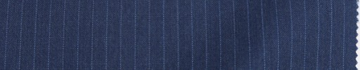 【Re_9s01】ライトネイビー+5ミリ巾ブルーストライプ