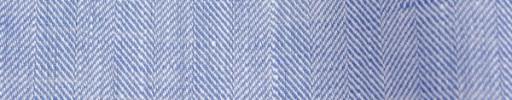 【Ha_ml011】ライトブルー1.8cm巾ヘリンボーン
