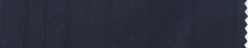 【P_7s16】ネイビー+2cm巾織り交互ストライプ