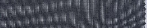 【P_7s18】グレーピンチェック+4ミリ巾ストライプ