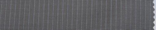 【P_7s19】グレージュピンチェック+4ミリ巾ストライプ