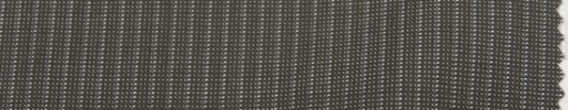 【P_7s20】ブラウンピンチェック+4ミリ巾ストライプ