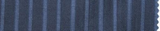 【P_7s22】ブルーグレー柄+8ミリ巾ライトブルーストライプ