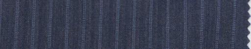 【P_7s31】ライトネイビー地+7ミリ巾ドット・織り交互ストライプ